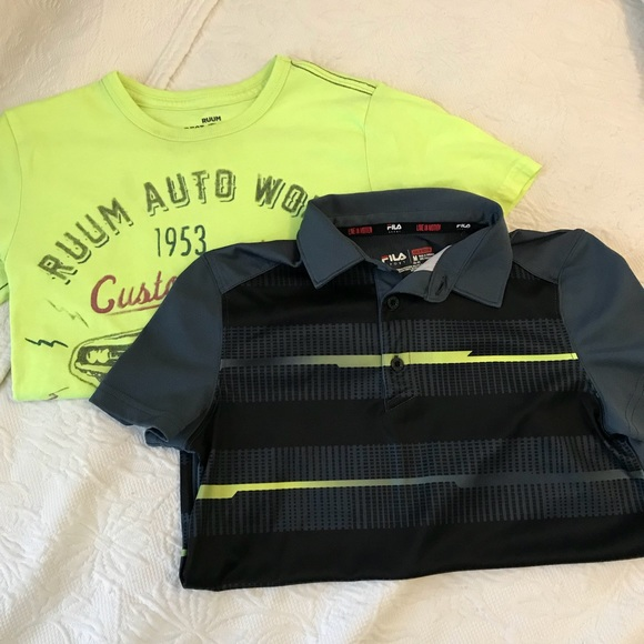 2179c9b07 Fila Shirts   Tops